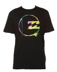 Billabong | Black Evolve Spray T-shirt for Men | Lyst