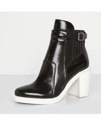 Elizabeth and James | Black Tempt Boots | Lyst
