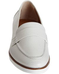 Fendi - White Marcello Loafer - Lyst