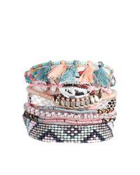 Hipanema | Multicolor Boudoir Bracelet | Lyst