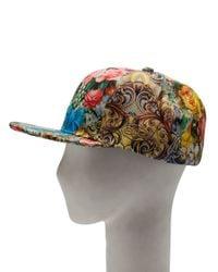 Basso & Brooke - Multicolor New Flora Cap for Men - Lyst