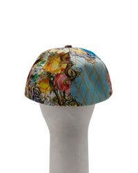 Basso & Brooke | Multicolor New Flora Cap for Men | Lyst
