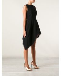 Camilla & Marc - Black Separation Dress - Lyst