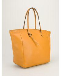 Gucci - Orange Bree Tote - Lyst