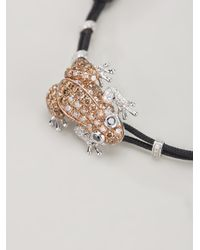 Pippo Perez   Metallic Frog Bracelet   Lyst