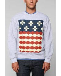 Urban Outfitters | Gray Pendleton Brave Star Pullover Sweatshirt for Men | Lyst