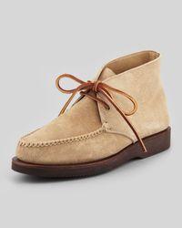Eastland - Natural Jefferson Usa Chukka Boot for Men - Lyst