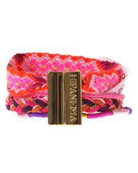Hipanema | Pink Hipalolita Bracelet | Lyst