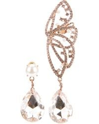 Luxury Fashion - Pink Drop Earrings - Lyst