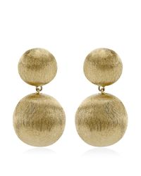 Marco Bicego | Metallic Africa Double Drop Earrings | Lyst