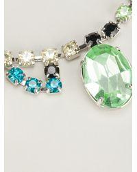 Tom Binns | Multicolor Crystal Necklace | Lyst