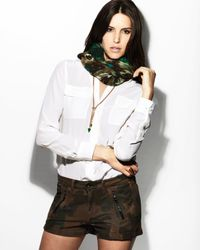 Vita Fede | Green Exclusive Malachite Stone Titan Necklace | Lyst
