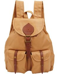 Jas MB | Brown Bomber Backpack | Lyst