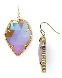 Kendra Scott - Metallic Corley Earrings - Lyst