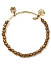 ALEX AND ANI | Metallic Euphrates Bangle | Lyst