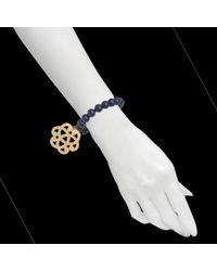 Rita & Zia | Blue Lapis Bracelet | Lyst