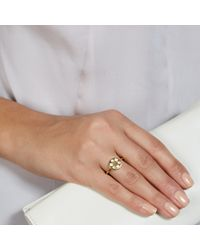 Astley Clarke - Yellow Melody Moonstone Ring - Lyst