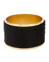 Marni - Black Metal Cuff Bangle - Lyst