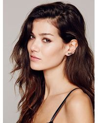 Free People | Metallic Inez Echo Venom Earring | Lyst