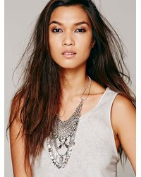 Free People | Metallic O-h Womens Street Legal Choker | Lyst