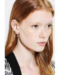 Urban Outfitters - Metallic Little Dragon Ear Hanger Earring - Lyst