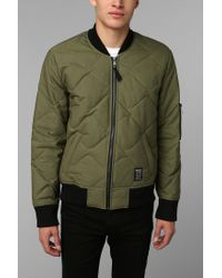 Urban Outfitters - Brown Insight Mega Hetch Jacket for Men - Lyst