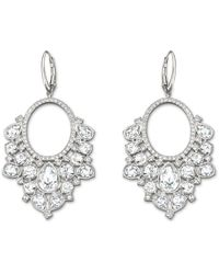 Swarovski | Metallic Tonight Pierced Earrings | Lyst