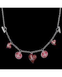 Vivienne Westwood | Metallic Elisabeth Necklace Bracelet | Lyst