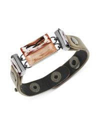 Steve Madden - Brown Bracelet - Lyst