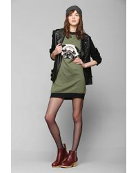 Urban Outfitters - Green Ladakh Underdog Sweater Dress - Lyst