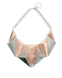 Seafolly - Metallic New Look Limited Edition Lynsey Luxor Necklace - Lyst