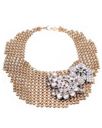 Lulu Frost - Metallic Cite Necklace - Lyst