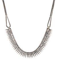 ASOS - Multicolor Warrior Necklace - Lyst