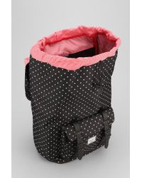 Urban Outfitters | Black Herschel Supply Co Polka Dot Little America Backpack for Men | Lyst
