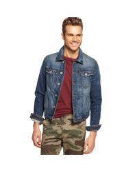 Joe's Jeans - Blue Camryn Revival Denim Jacket for Men - Lyst