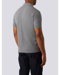 Lacoste | Gray Classic L.12.12 Polo Shirt for Men | Lyst