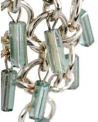 Paco Rabanne - Metallic Earrings - Lyst
