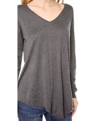 Joie - Gray Armelio Sweater - Lyst