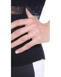 Kelly Wearstler - Metallic Finley Ring - Lyst