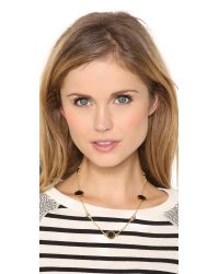 Marc By Marc Jacobs - Metallic Short Evil Eye Medley Necklace - Lyst