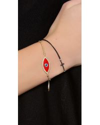 Tai - Metallic Eye Bracelet - Lyst