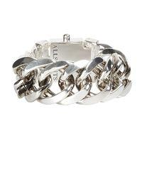 AllSaints - Metallic Soraiya Bracelet - Lyst