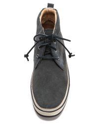 John Varvatos - Blue Redding Chukka Boots for Men - Lyst