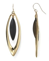 Alexis Bittar - Metallic Lucite Neo Bohemian Marquis Orbital Drop Earrings - Lyst