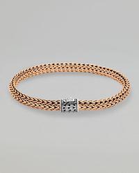 John Hardy - Metallic Classic Chain Bracelet - Lyst
