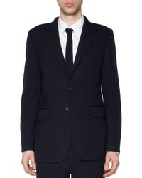 Ann Demeulemeester - Blue Twopiece Suit for Men - Lyst