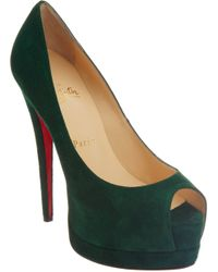Christian Louboutin - Green Palais Royal - Lyst
