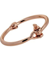 Miansai | Metallic Rose Gold Reeve Bracelet | Lyst
