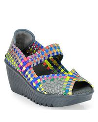 Bernie Mev - Multicolor Halle - Mary Jane Wedge - Lyst