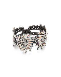Jenny Packham - Multicolor Icarus Bracelet Ii - Lyst